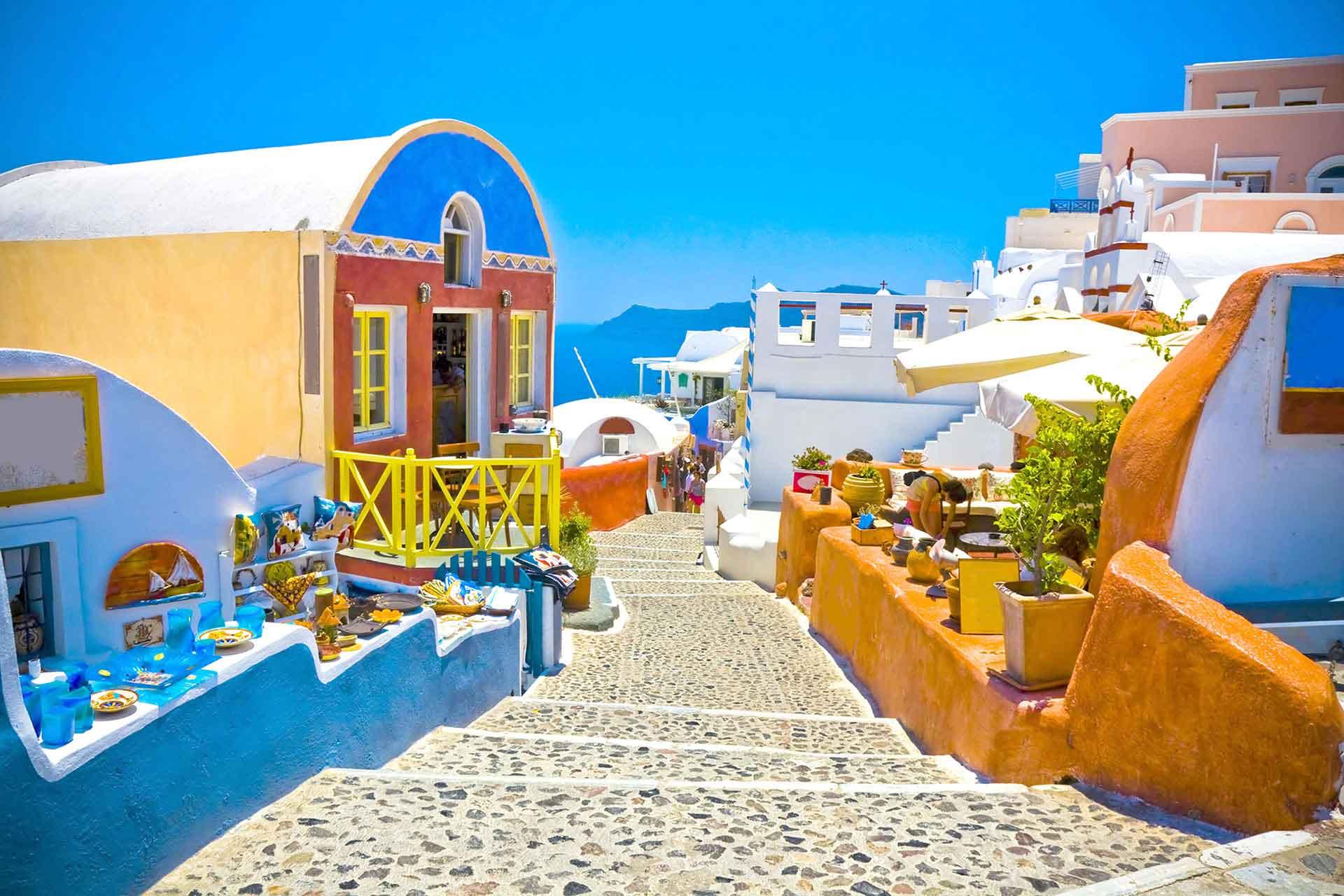 Santorini issc 2016 for Casas en islas griegas
